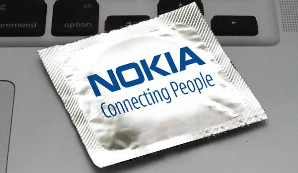 Nokia Condom