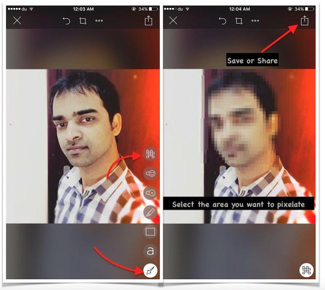 How to Pixelate any image on Mac, iPhone & iPad
