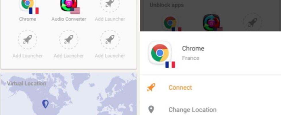 Rocket VPN App
