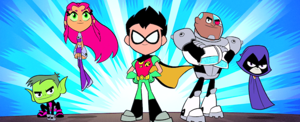 Teen Titans Go Season 3 2 1 Episodes Watch Download