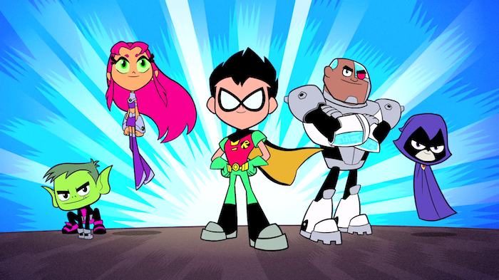 Teen Titans Go Episodes Watch Downloader