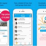 Tengi Social Messaging app offers prizes and coupons