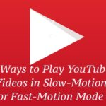 2 Ways to Play YouTube Video in Slow or Fast Motion Mode on Mac and PCs