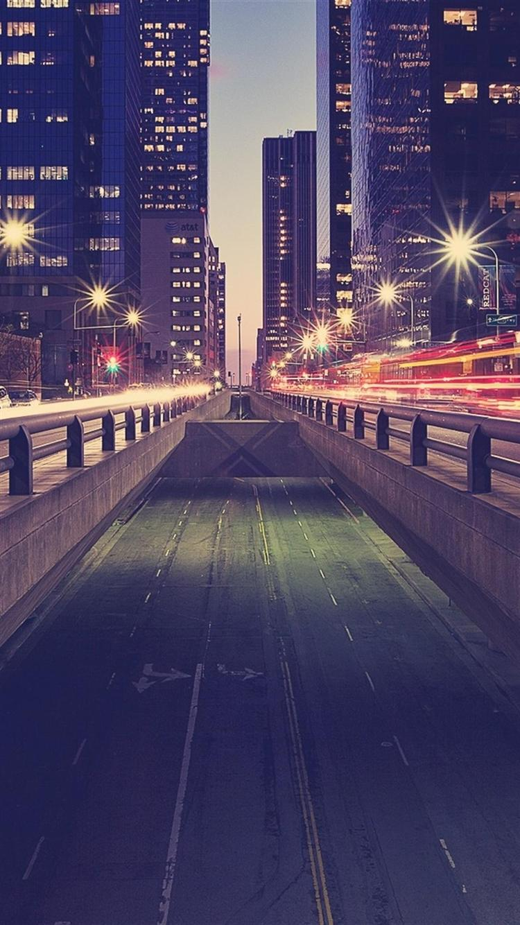 iPhone 6s road wallpaper