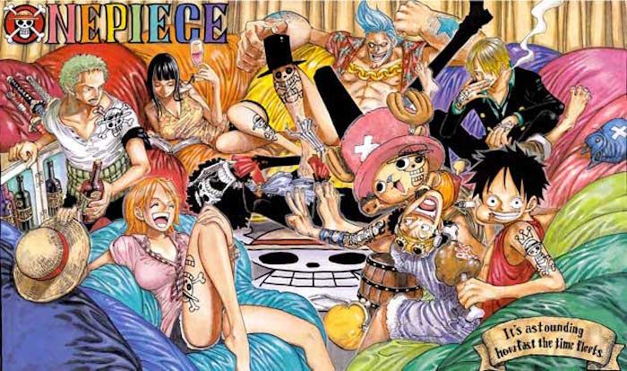 one piece manga online free