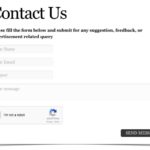 Best Free WordPress Contact Us Form Creator Plugin With Google reCaptcha, and Step-by-step Setup Guide