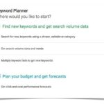 How to use Google Keyword Planner without AdWords Campaign