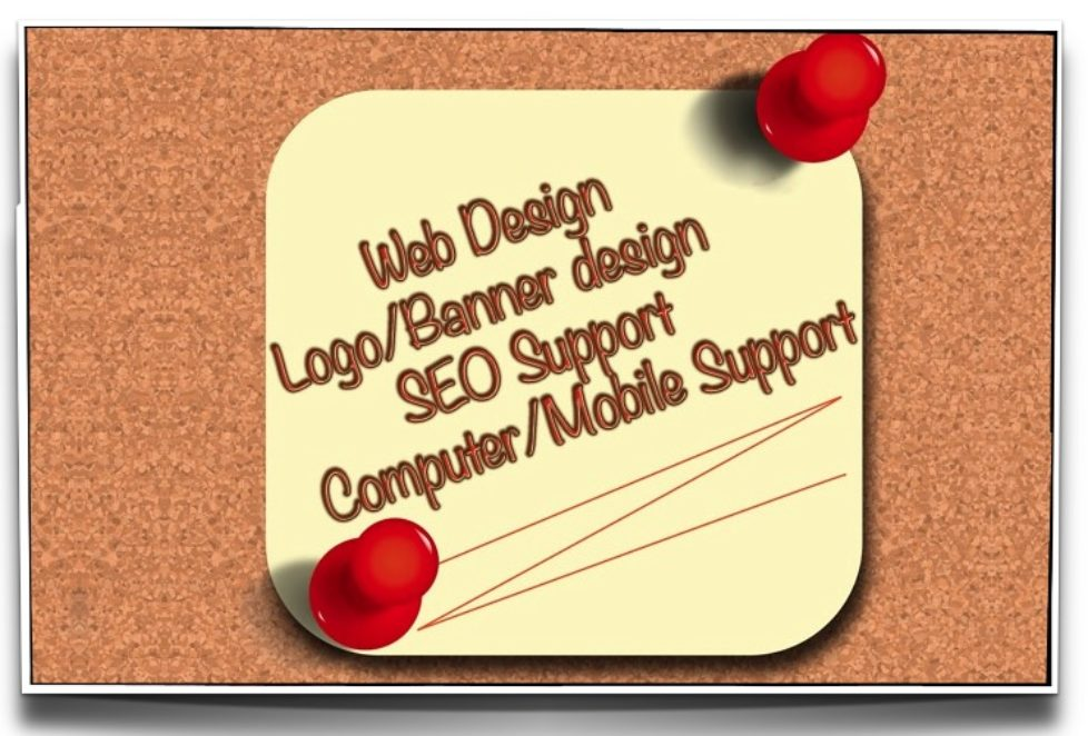 Logo Web Design Tech Support