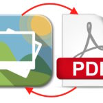 Best Free Offline and Online Image to PDF or PDF to Image Converter, and How to do it?
