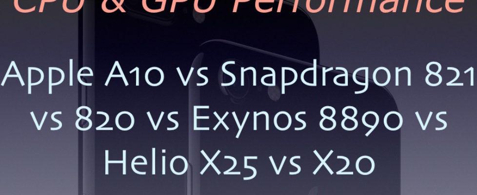 CPU and GPU Benchmark
