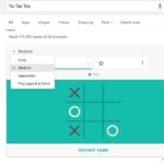 Google Easter Eggs – Short Games that you can play on Google Search