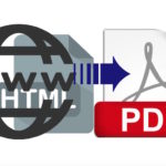 How to Save or Convert any HTML or Webpage to PDF on Mac and Windows