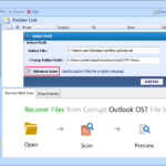 How to Extract Emails, Contacts, Calendar from OST File to PST