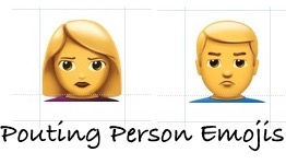 pouting-person-emojis