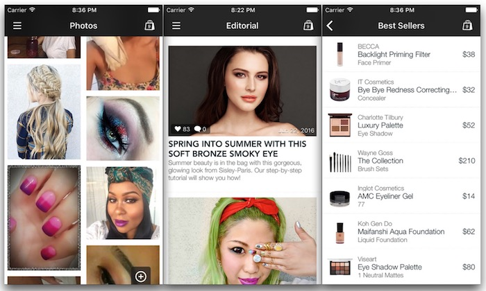 Apps That Give You Makeup and Cute Nail Design Ideas