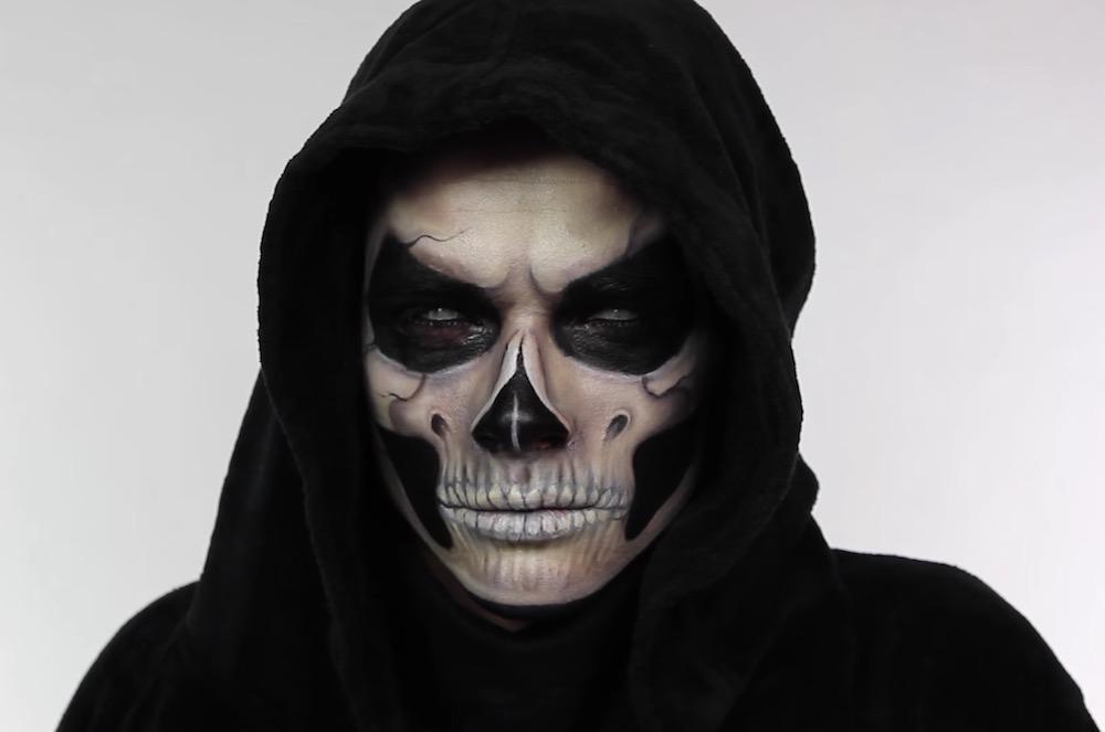 Halloween MakeUp Tutorial Videos for Men and Women - Best Halloween Makeup Tutorials