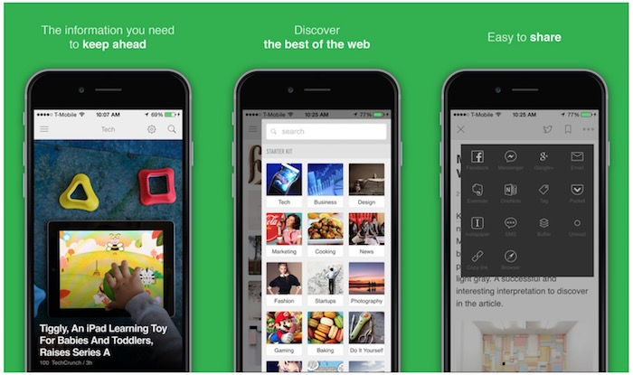 feedly-news-app