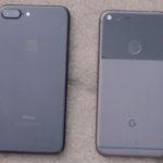 Google Pixel XL VS iPhone 7 Plus Camera Test (Photo Samples)