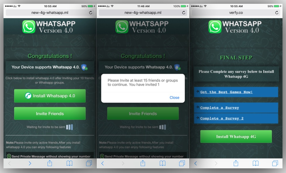 whatsapp-4g-scam