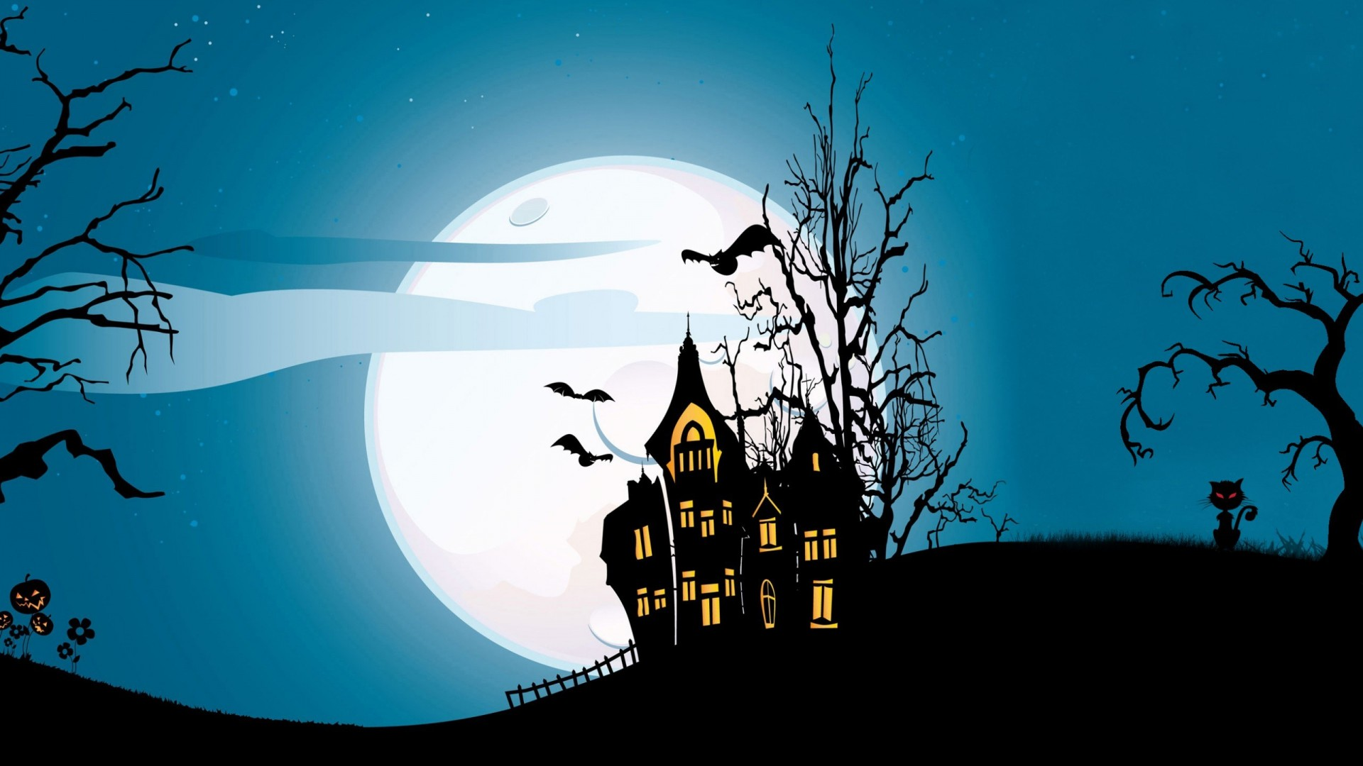 best-halloween-image-with-haunted-house