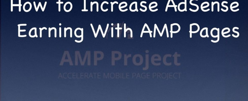 adsense-earning-amp-pages