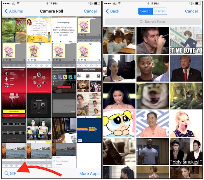 sharing-gifs-on-iphone