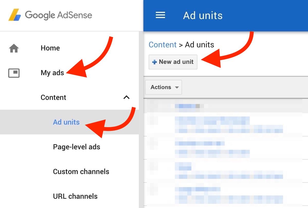 adsense-new-ad-unit