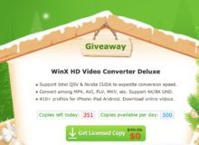 Free Giveaway of Video Converter app