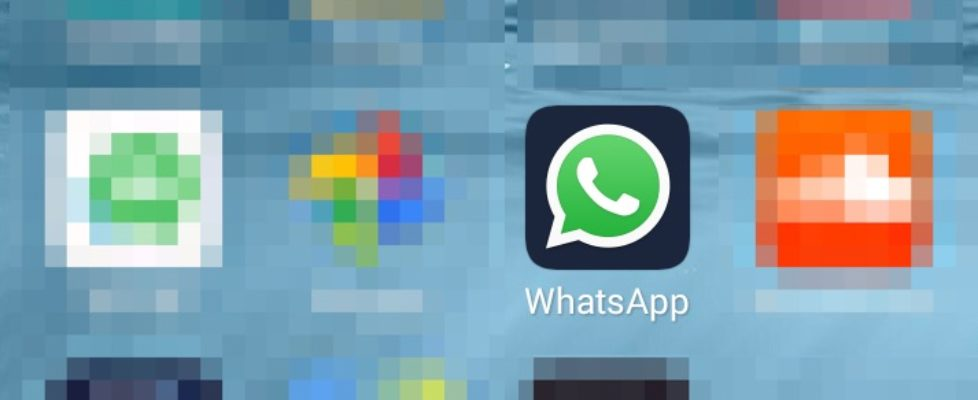 WhatsApp contacts on Mi