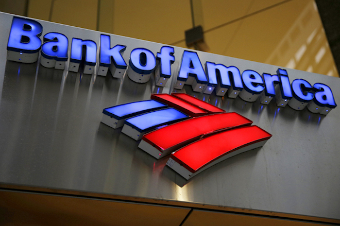 Bank of America routing number for all states in the USA