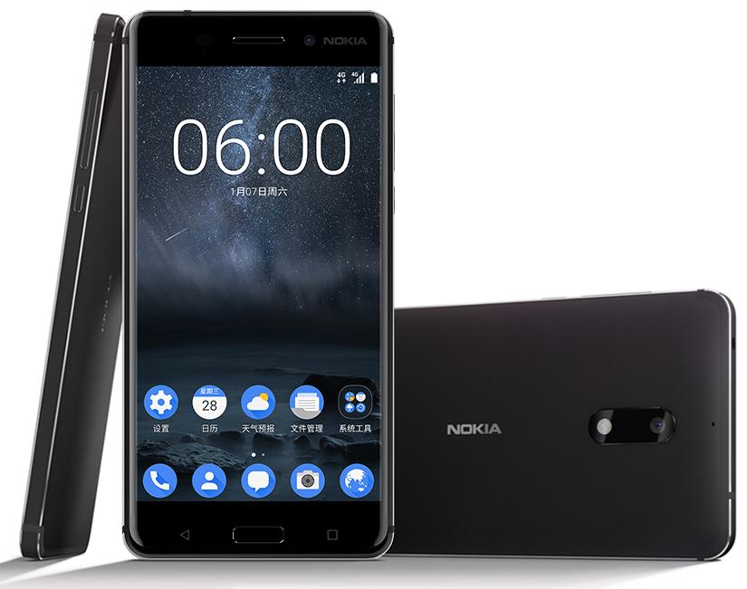 Nokia N6 smartPhone