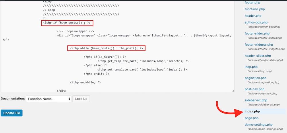 Where to add Adsense code