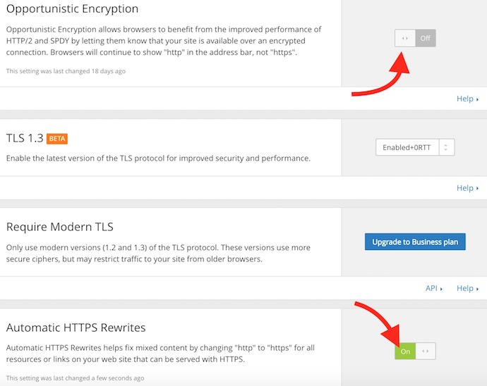 Customize free cloudflare SSL