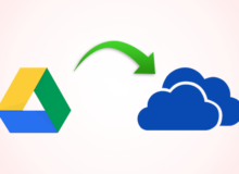 Google Drive to One Drive