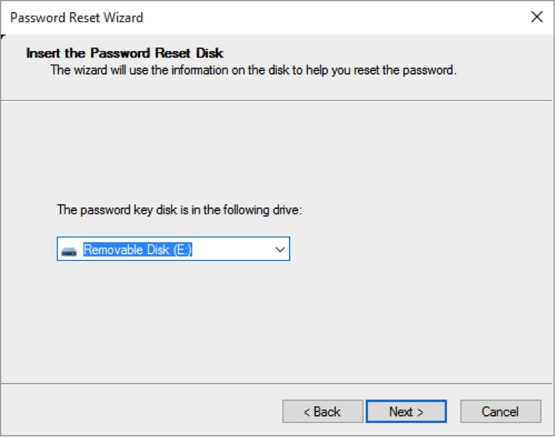 Password reset wizard2
